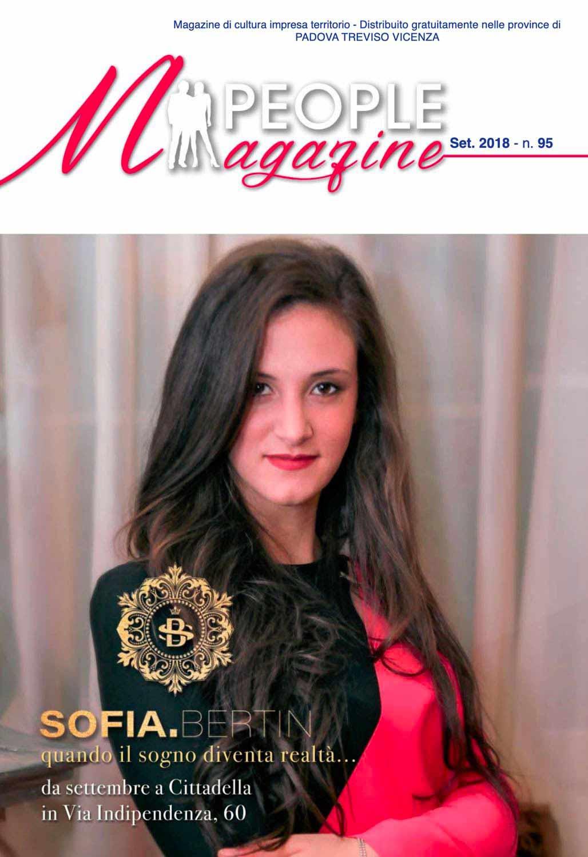 People magazine Settembre 2018 n.95