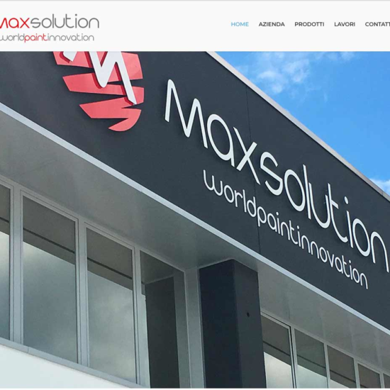 Max Solution - world paint innovation