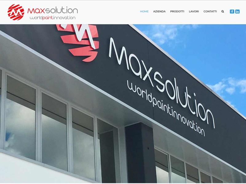 Max Solution - world paint innovation