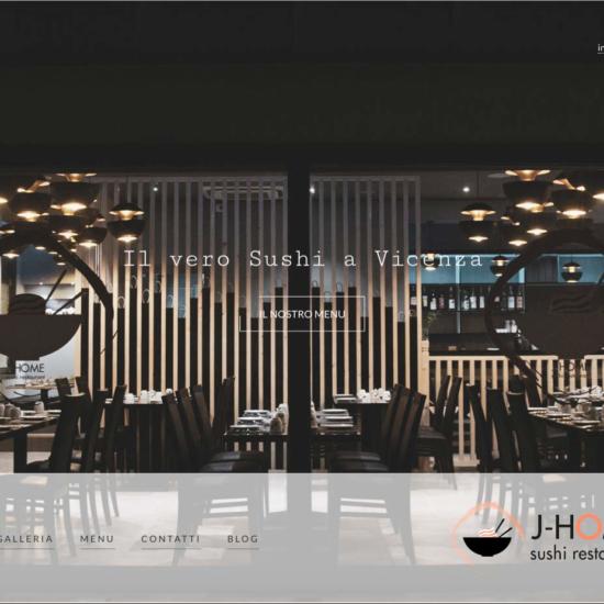 J-Home sushi restaurant