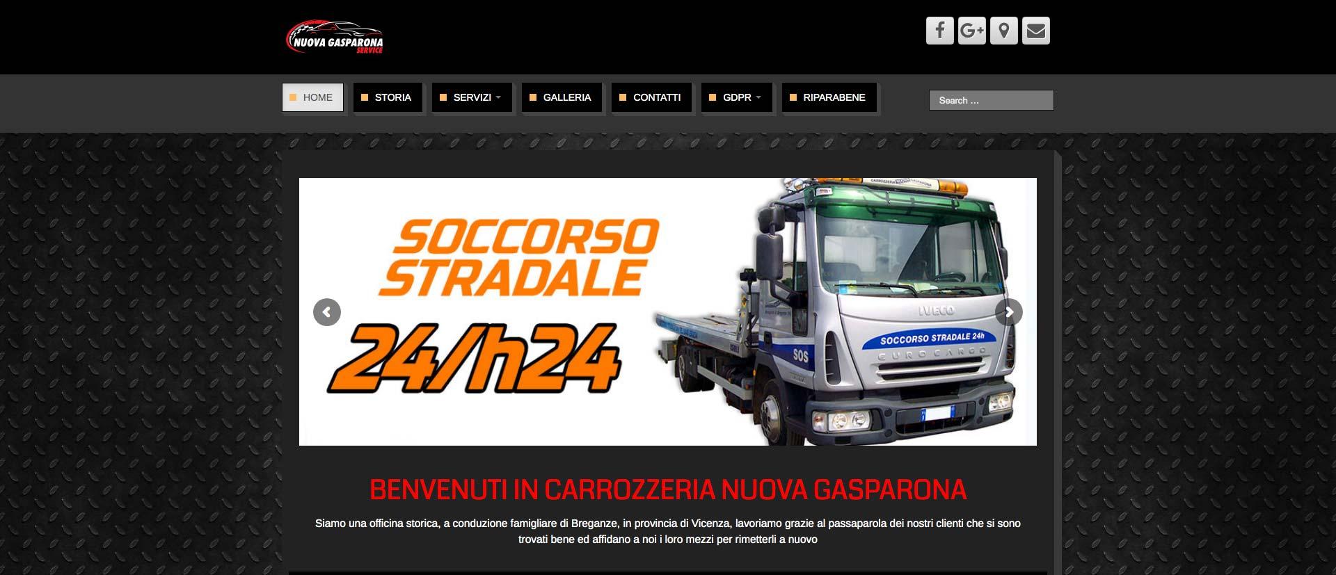 Nuova Gasparona Service
