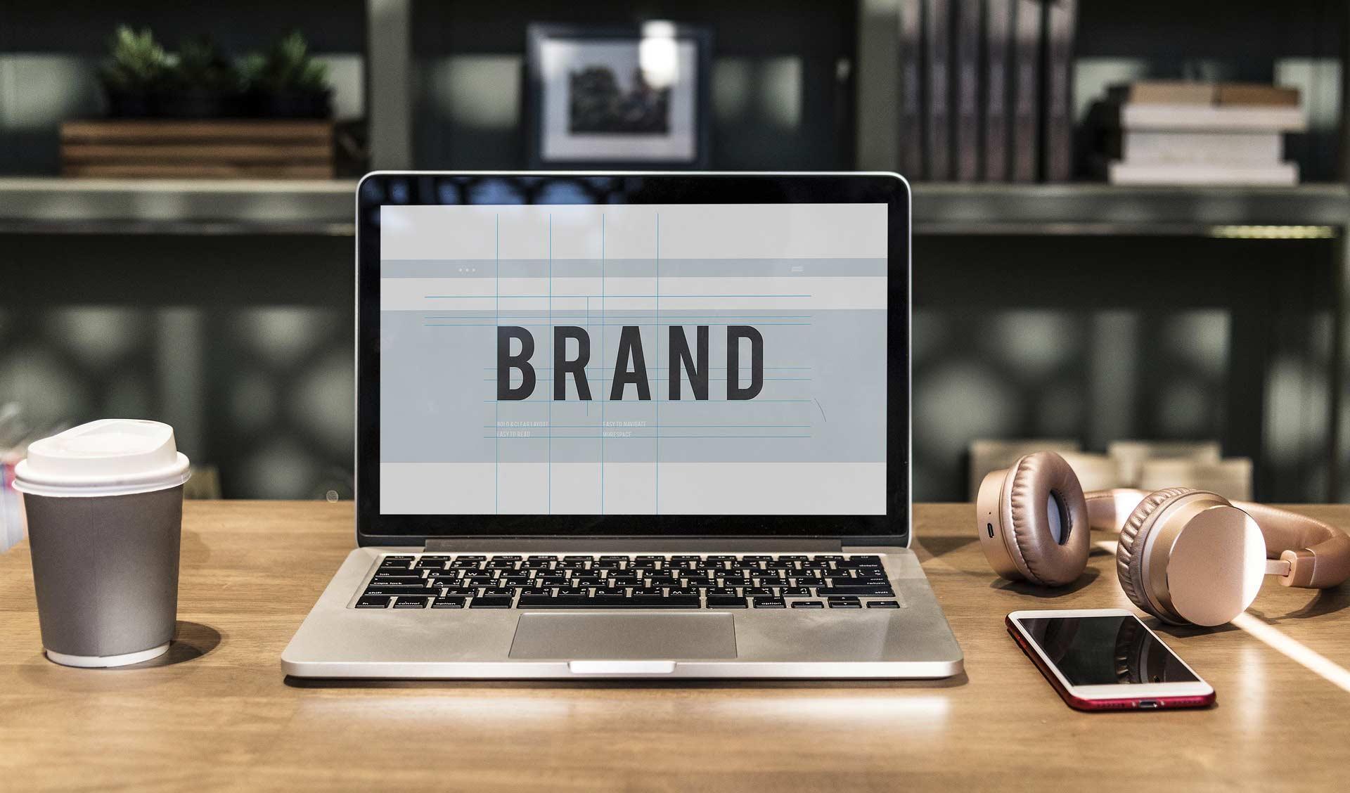 Immagine aziendale brand