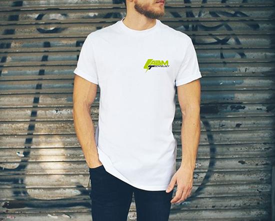 t-shirt abm