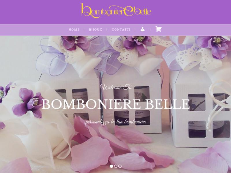 Bomboniere Belle