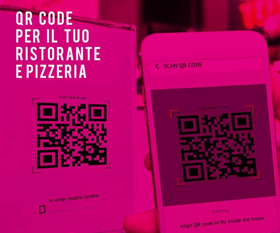 Il menù digitale per il tuo ristorante e pizzeria: il nuovo modo di intercettare e fidelizzare i tuoi clienti e farli ordinare in sicurezza.